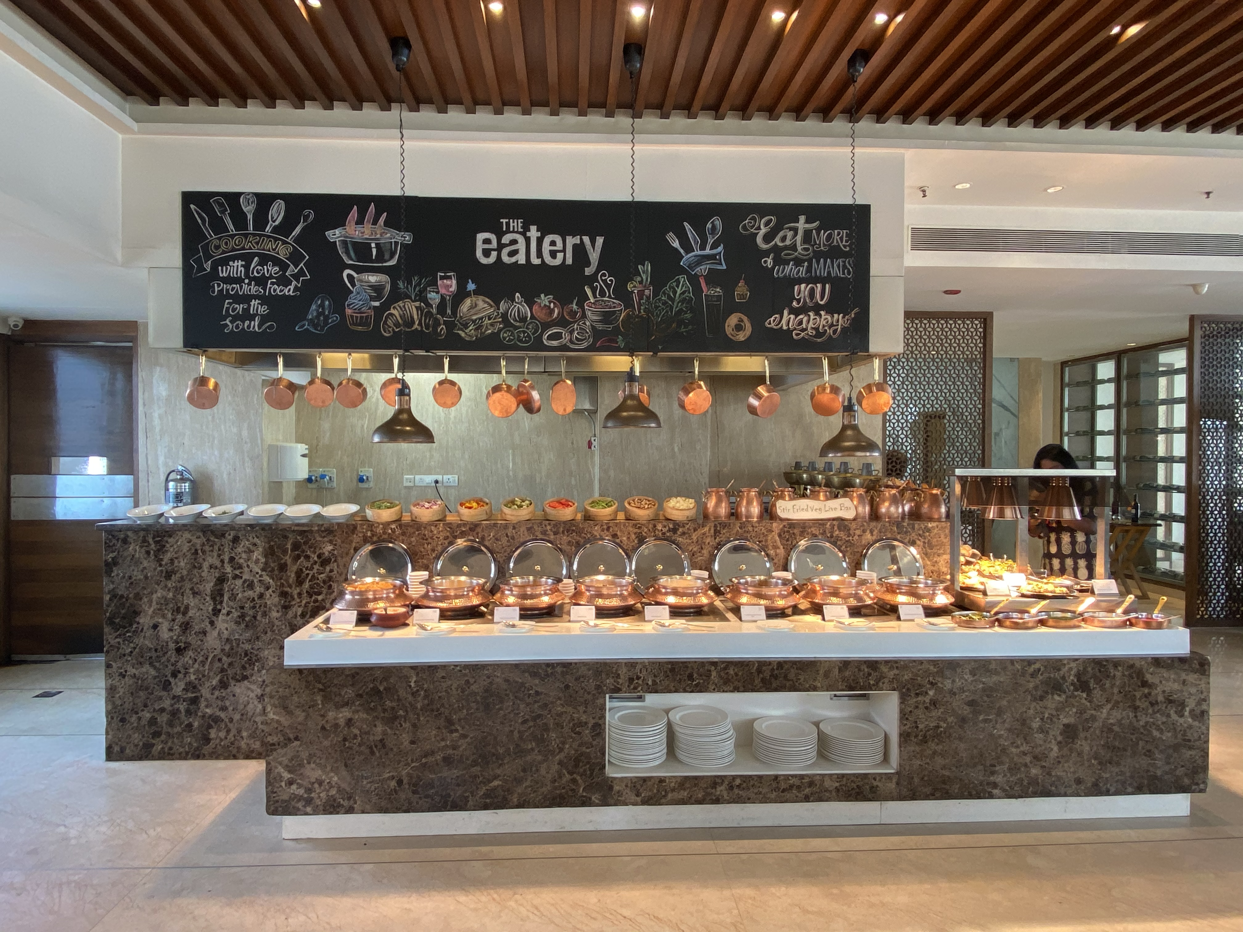 """""""The eatery"""" is all set to serve their new menu!"""